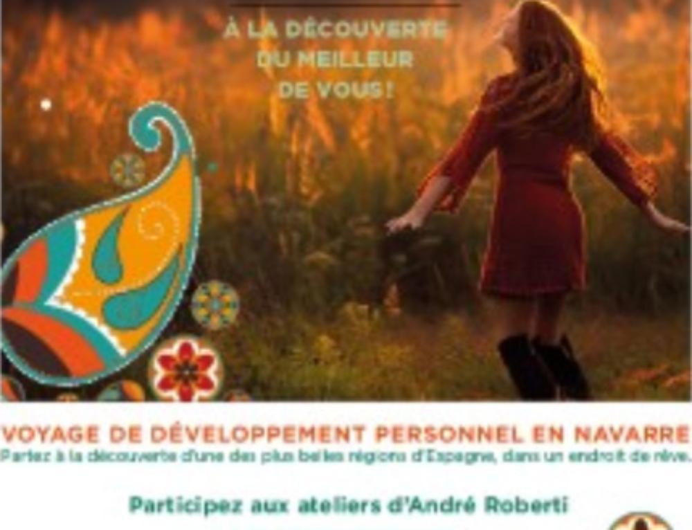 """Semaine de développement personnel/ DETOX """"Zen et Libre"""" avec Sandra Huygen"""