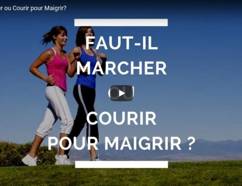 FAUT-IL MARCHER OU COURIR POUR MAIGRIR?