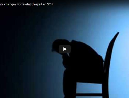 """Vidéo MOTIVANTE: changez votre état d'esprit en 2'48"""""""